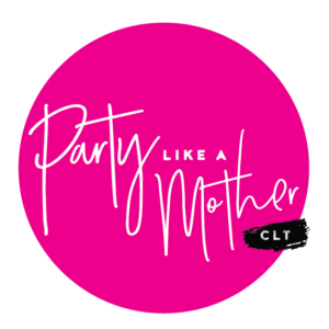 Party Like a Mother CLT Logo - Event Planning